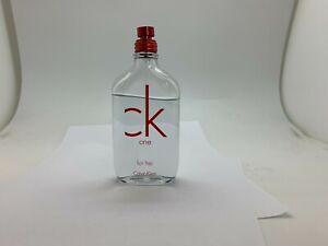 Calvin Klein One For Her Eau De Toilette 3.4 fl Oz/100mL *Low Filled*