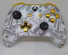 Custom Xbox One Controller 'Money' (Matte Finish)