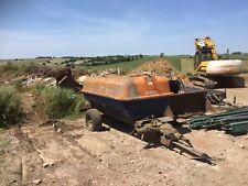 Vacuum Slurry Tanker water bowser water tanker spares / repairs tractor trailer