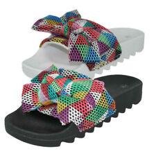 Sandali e scarpe casual multicolore Spot On per il mare da donna