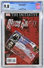 Moon Knight (2006-2009 3rd Series) #13 CGC 9.8 WHITE Pages