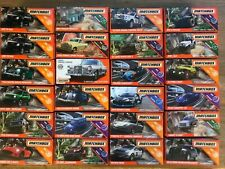 Matchbox MBX Power grabs- NEW 2020 CASE T Assorted Vehicles Pick Your Favourite
