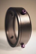 ANAMORPHIC LENS FRONT FILTER CLAMP - 77mm (SANKOR KOWA ISCO SINGER ZEISS & MORE)