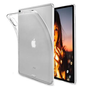 """Clear TPU Silicone Gel Back Case Cover For Apple iPad Air 4th Gen 10.9"""" (2020)"""
