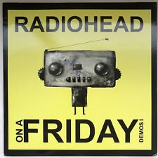Radiohead On A Friday Live Demos 1 - Tom Yorke Double Coloured Vinyl