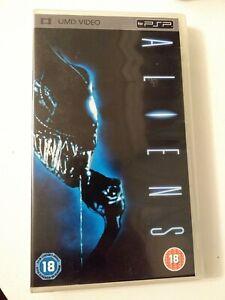 Aliens UMD Video For PSP