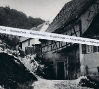 Buttenhausen - Malerischer Winkel - um 1955 - selten   J 22-6