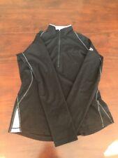 Icebreaker GT: Women's Large Black Turtleneck Jacket. TL8