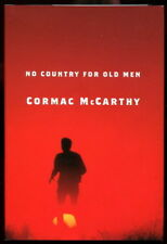 Cormac McCarthy NO COUNTRY FOR OLD MEN 2005 HC/DJ 1st Edition NEAR FINE