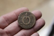 2 sols aux balances 1793 I
