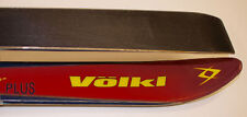 Volkl Carver Plus Shaped Carving Downhill Skis 184 With Salomon Bindings