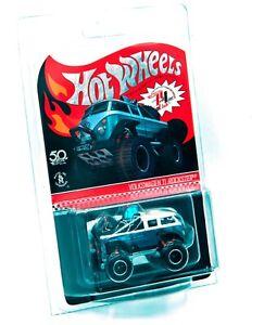 Hot Wheels 2018 RLC Volkswagen VW T1 Rockster Blue 2310/7000