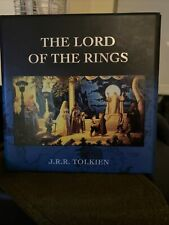 The Lord of the Rings by J. R. R. Tolkien, 1999 Full Compact Read Aloud Disc Set