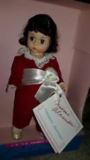 """Madame Alexander Doll~8""""~#440~Red Boy~Storyland~Brown Hair~In Box~Made In USA"""