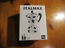 Italmax Espresso Coffee Maker 3 cups