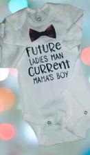 Baby Bodysuit Baby Shower Newborn Baby Gift Boy'S Clothing One Piece Ladies Man