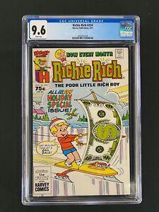 Richie Rich #224 CGC 9.6 (1987)