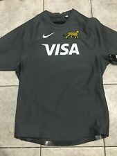 ARGENTINA LOS PUMAS PLAYERS  TRAINING  RUGBY  JERSEY - UNIQUE  ! !
