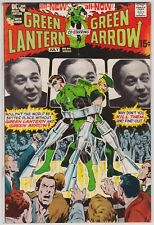 Green Lantern Green Arrow #84 F- 5.5 Neal Adams Art!