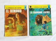 Lot BD La patrouille des Castors 13 Couronne cache & 20 El demonio / EO / MITACQ