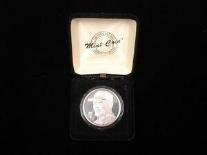 Roger Maris Limited Edition .999 Silver Coin - Highland Mint - Original Box