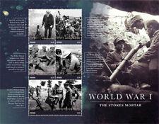 Grenada - 2015 - World War I - Sheet Of 6 - MNH