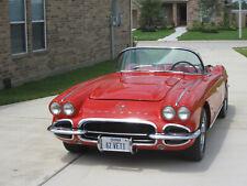 1962 Chevrolet Corvette Chrome