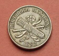 MEXICO. 5 CENTAVOS 1882.