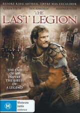 The Last Legion - Action, Drama, Historical, War - Colin Firth - NEW DVD