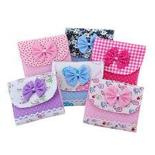 Mädchen-Bindung Sanitär-Serviette-Tuch-Auflage-kleiner Beutel-Halter SL