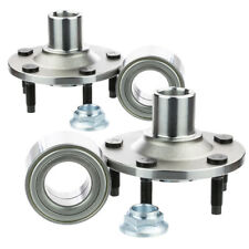 2x 2001 2010 Ford Escape Front Wheel Hub Bearing Non Abs 5 Studs Replacement