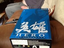 """Very Rare Hero The Movie Hong Kong Promotional 12"""" Boxed Figure"""