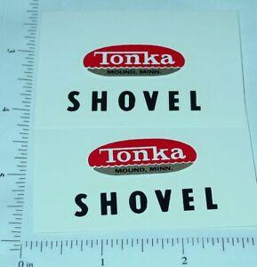 Tonka Shovel (Post 1962) Stickers               TK-093