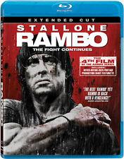Rambo [Extended Cut] Blu-ray Region A