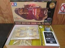 TAMIYA 48214 RC WWI British Tank Mk.Iv Male Control Unit 1/35 NEW