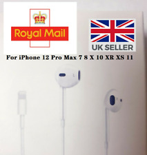 Bluetooth Wired Earphone Headphones For 12 12 Pro Max 7 8 X 10 XR XS 11 8PIN