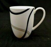 Lenox China Vibe Grey Mug