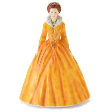 "(NIB) Royal Doulton ""Young Queen Elizabeth 1"" 9"" Figurine HN 5704 Hand Signed MD"