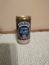 New listing Pabst Extra Light 12 oz. Aluminum Empty Can