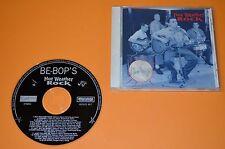 Be-Bop`s - Hot Weather Rock / Rockhouse Records 1992 / NL / Rar