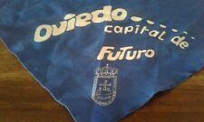 FOULARD VINTAGE OVIEDO FUTBOL SPAIN FOOTBALL CALCIO