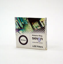 Lee Filters siete 5 40.5mm Adaptador Anillo. a estrenar. Lee filters/Hecho en Inglaterra