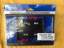 """AERPRO DOUBLE DIN FACIA PLATE VT/VX COMMODORE/MONARO 1997-2002 ......""""FREE POST"""""""