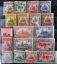 Deutsche Kolonien - Togo - Lot **/* - Mi. ca. 320,00