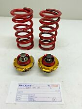 BMW E46 M3 GROUND CONTROL coilovers lowing kit rears springs shocks 2000-2006