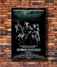 New ghostbusters-poster-4 Poster -14x21 24x36 Art Gift X-1085