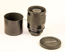 pour Canon FD Tokina RMC 500 mm f8 miroir mirror