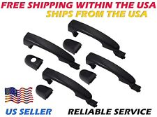 QSC Outside Exterior Door Handle Set FL FR RL RR for Kia Sportage 05-10