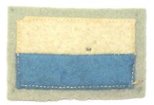 WW2 Original Colour Patch 2/12th, 12th/50th or 12th/40th Aust Infantry Battalion