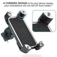 Motorcycle Bicycle Bike MTB Handlebar Mount Holder For Mobile Stand Phone P3H4